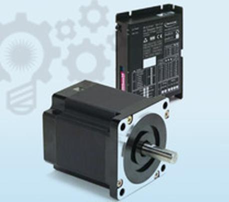 Variateur industriel pour moteurs pas à pas jusqu'à 500W
