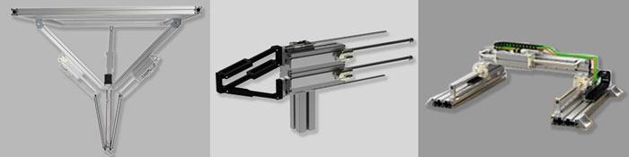 Robot_Cartesien, Picker3D, Deltat Nitek