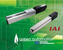 Vérins Electriques à tiche ou avec guidage IAI ERC3 à électronique intégrée