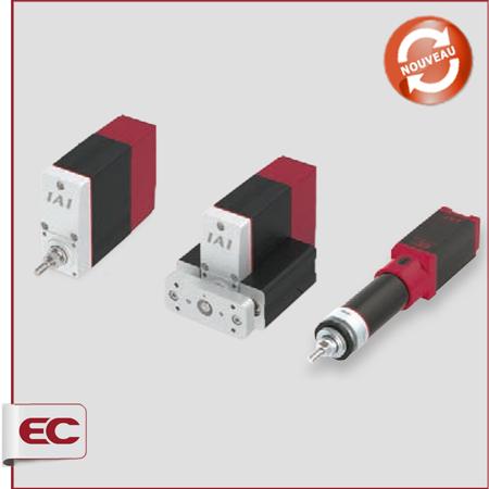 mini verin electrique elecylinder serie rp et g iai450px rosier mecatronique. Black Bedroom Furniture Sets. Home Design Ideas