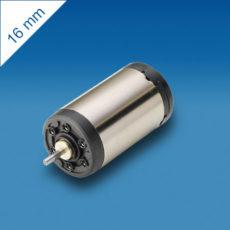 Micro moteur CC de Portescap