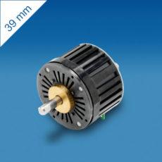 micro moteur aimant disque de Portescap