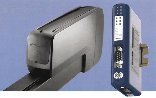 Nouvelle génération de vérins electriques et controleurs HD Thomson