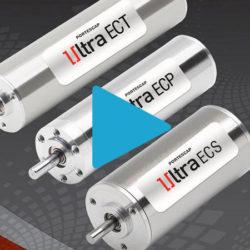 Visionnez la présentation de la nouvelle gamme de moteurs brushless EC de Portescap